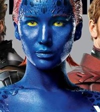 Jennifer Lawrence mistica xmen