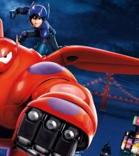 cartel Big Hero 6