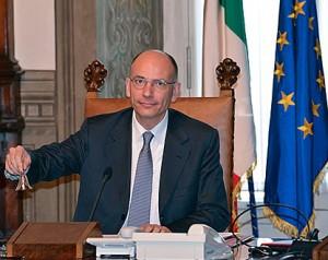 Enrico Letta - Foto: Governo.it