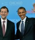 Rajoy Obama - Foto: La Moncloa