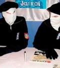 Dirección de la banda terrorista ETA, en una imagen de archivo