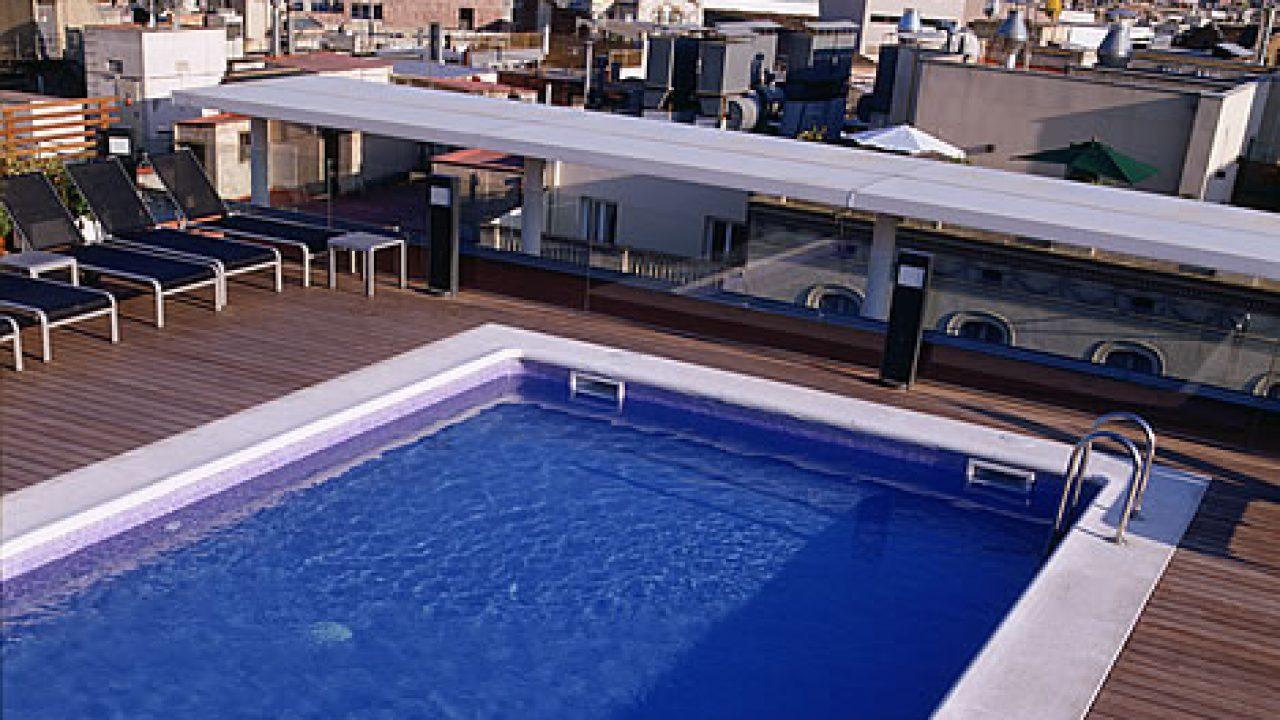 Las 10 Mejores Terrazas Con Piscina En Hoteles Españoles