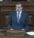 Rajoy en el Congreso (Foto Zoomin)