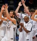Real Madrid de baloncesto (Foto: Euroleague)