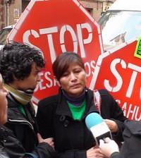 Stop Desahucios - Foto Plataforma de Afectados por la Hipoteca (PAH)