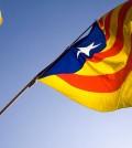 Bandera senyera catalana estelada (Foto: ERC)