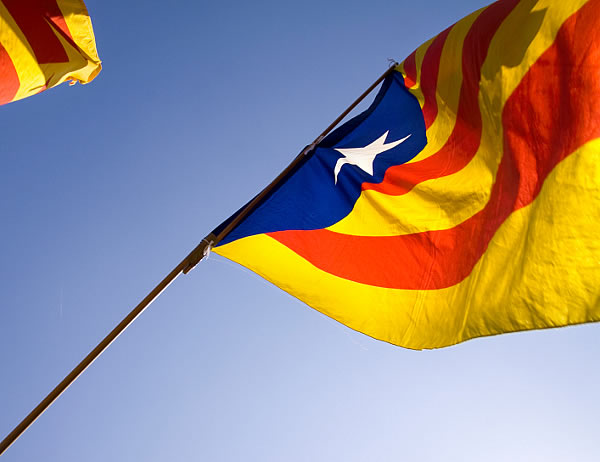 42060bca07a0c El Barça protesta por la sanción por las banderas independentistas en la  final de Champions