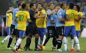 Brasil - Uruguay (Foto: CBF)