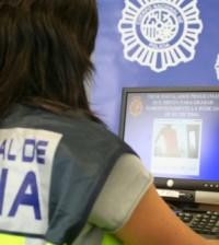 Delitos informáticos de la Policía (Foto Policía es)