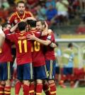 España vence a Uruguay (Foto: Sefutbol.com)