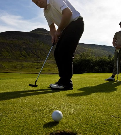 Golf (Foto Island Tours)