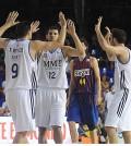 Duelo Madrid-Barça de baloncesto (Foto: Liga ACB)