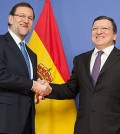 Rajoy y Durao Barroso en Europa (Foto: La Moncloa)