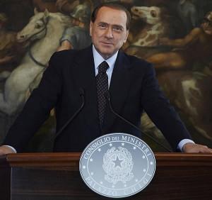 Silvio Berlusconi (Foto: Web oficial de la UE)