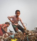 Trabajo infantil y pobreza (Foto: Unicef)