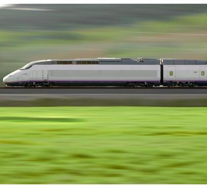 Tren AVE (Foto: Renfe)