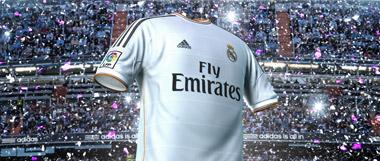 Todas las nuevas camisetas del Real Madrid para la temporada 2013 14 ... 241f93a59f6aa