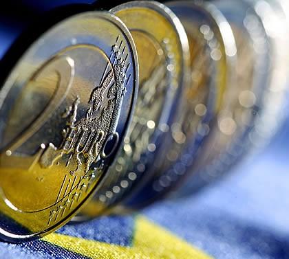 Dinero y euros (Foto: portal oficial UE)
