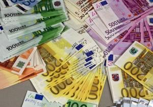 Dinero y euros (Foto portal oficial UE)