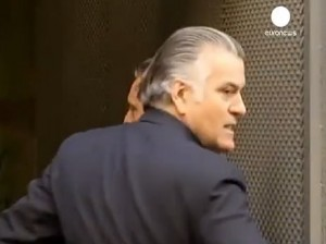 Luis Bárcenas (Captura video Ultimedia)