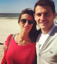 Sara Carbonero e Iker Casillas (Foto: Facebook Casillas)