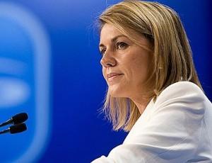 Dolores de Cospedal (Foto: web PP)