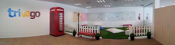 Trivago inaugura sus primeras oficinas en espa a diario for Oficina turismo mallorca
