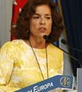 Ana Botella (Foto Nueva Economía Forum)