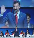 El Principe en la presentación de Madrid 2020