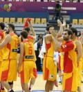 España en el Eurobasket 2013 (Foto FEB)
