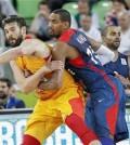 Marc Gasol no fue suficiente para ganar a Francia (Foto FEB)