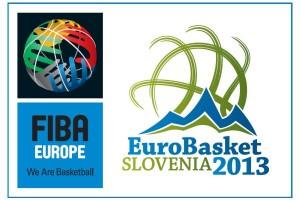 Logo del Eurobasket 2013