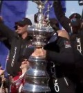Oracle Team Usa vencedor de la copa América