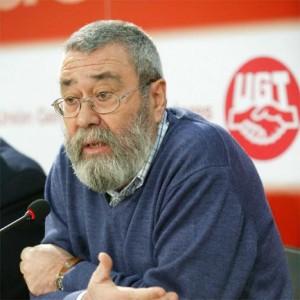 Cándido Méndez (Foto UGT)