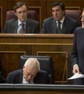 Mariano Rajoy en el Congreso (Foto Moncloa)