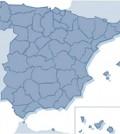 Mapa España (Foto BBVA)
