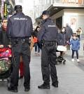Agentes de la Policía Nacional en la calle (Policía Nacional)