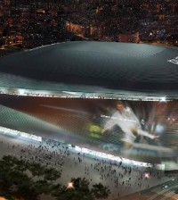 Nuevo estadio Santiago Bernabéu (Foto: Real Madrid)