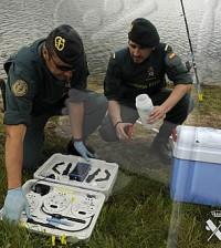 Operación de la Guardia Civil (Foto: Guardia Civil)