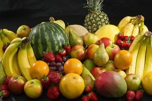 fruta dieta