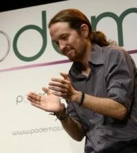 Pablo Iglesias de Podemos