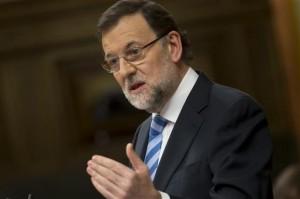 Rajoy en el Congreso (Foto: Moncloa)