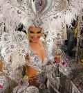 Reina del Carnaval de Las Palmas (Foto: Turismo Ayuntamiento Las Palmas GC)