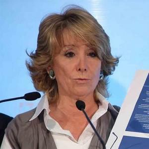 Esperanza Aguirre (Foto: PP Madrid)