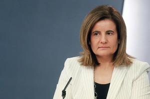 Fátima Báñez (Foto: web Moncloa)