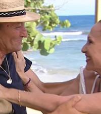 Rosa Benito y Amador Mohedano (Foto: Telecinco)