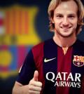 Ivan Rakitic al FC Barcelona (Foto FCB)