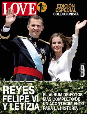 Proclamation Felipe VI