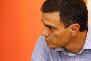 Pedro Sánchez (Foto Flickr PSOE)