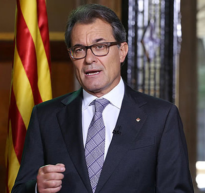 Artur Mas (Foto Generalitat)